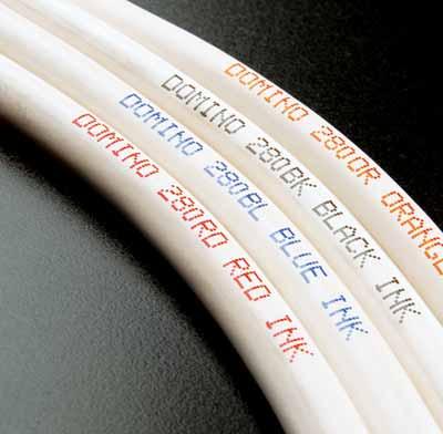 Варианты нанесение маркировки на кабель