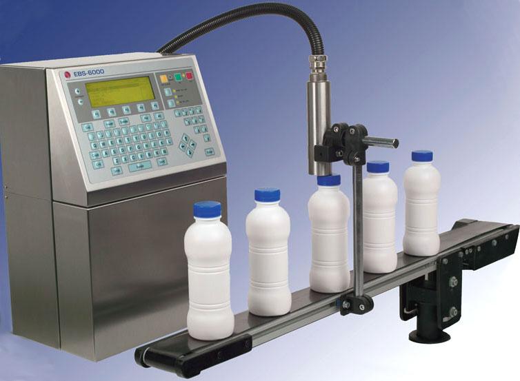 Оборудование EBS для маркировки продуктов питания