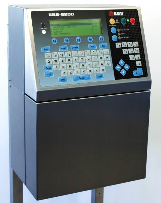 Промышленный маркировщик ebs-6200